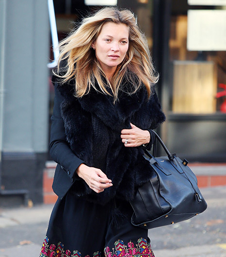 Kate Moss's SDJ. Giiirl, take care'o 'dat thaaang!