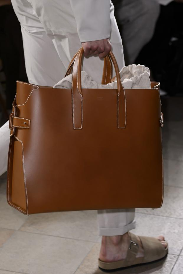 best made handbags - Herm��s Men's Collection For Spring/Summer 2016 Is Sadly Boring ...