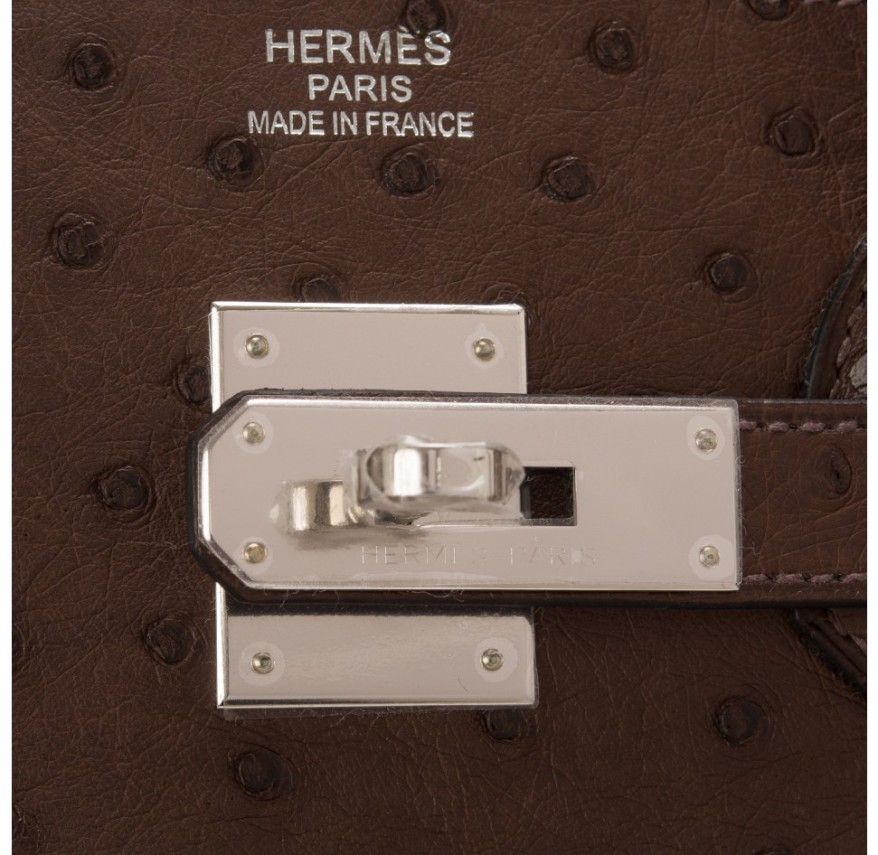 Hermes Birkin 35 Ostrich 3