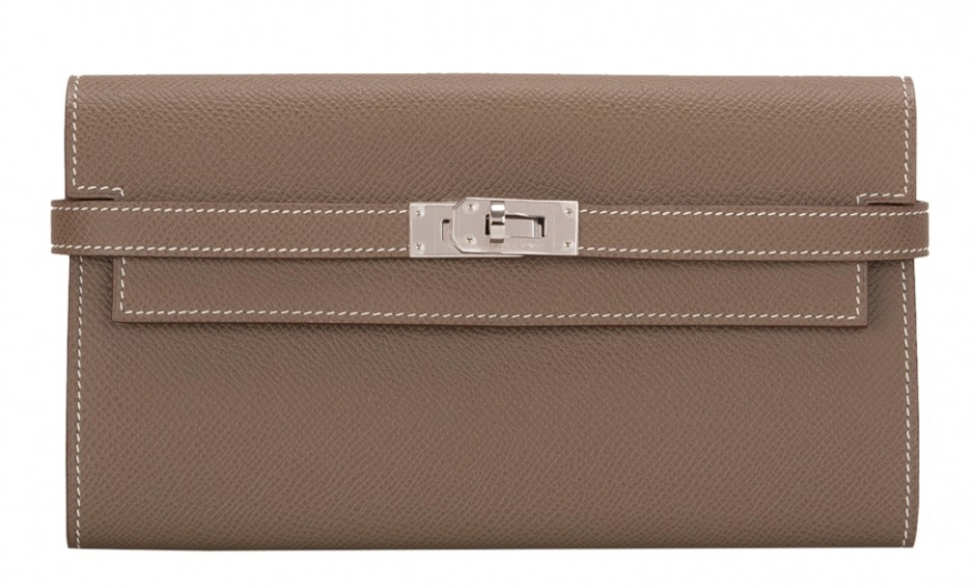 Kelly Longue Wallet Front
