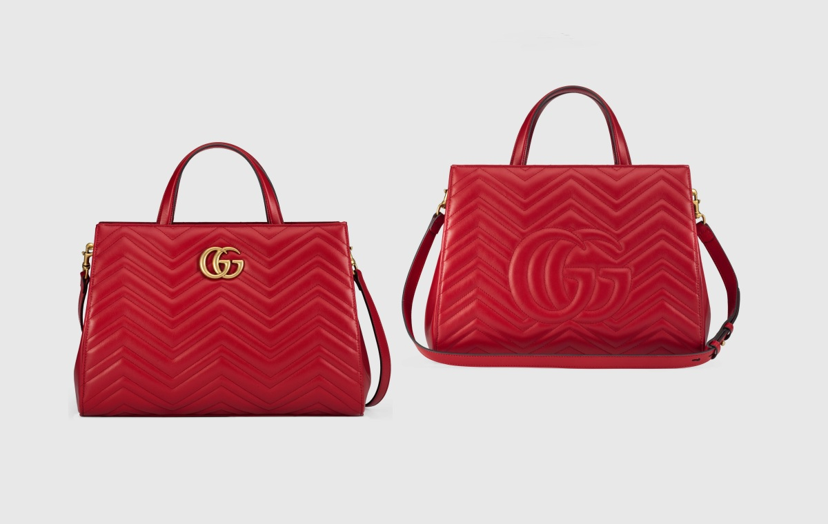 The Yummy Gucci Marmont Matelassé