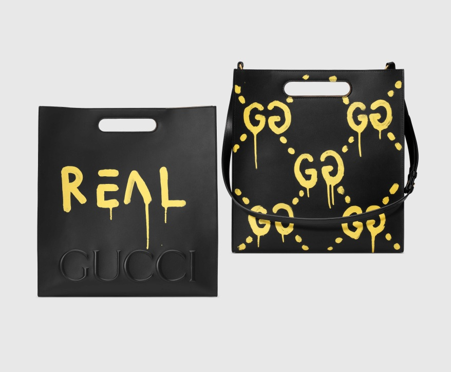 Gucci Ghost Totes