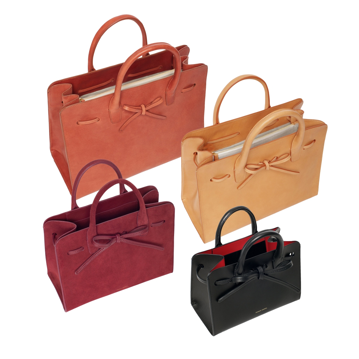 Falling In Love with Mansur Gavriel Sun Bags