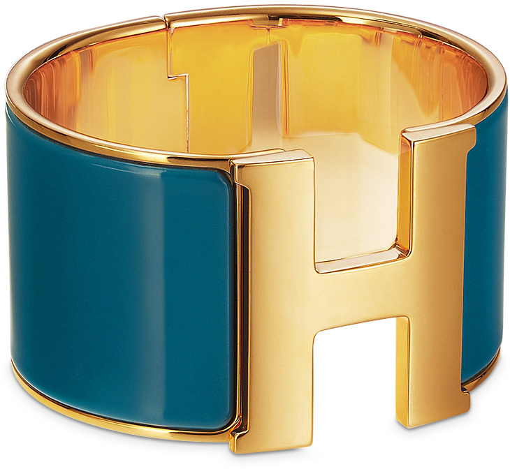 clic-h-extra-large-yellow-gold