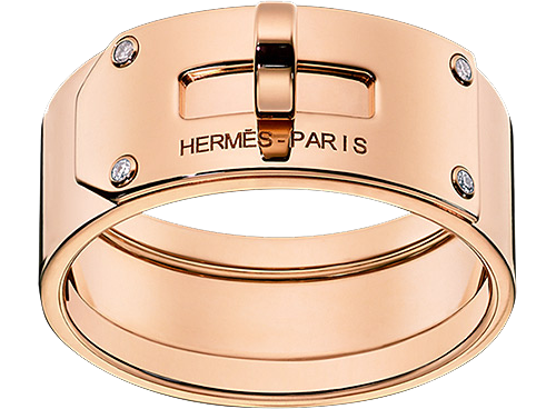 kelly-hermes-ring-in-rose-gold-set-with-4-diamonds-0-02-ct-4525