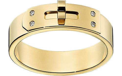 kelly-hermes-ring-in-yellow-gold-set-with-4-diamonds-0-02-ct-2600