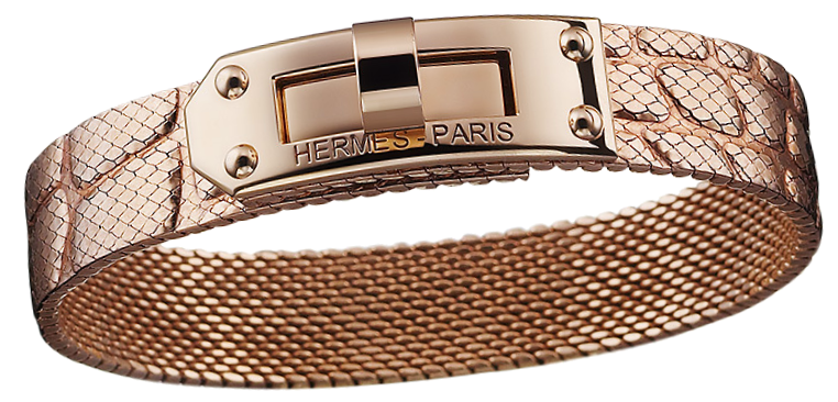 narrow rare search cuff rose hermes bracelet gold kelly