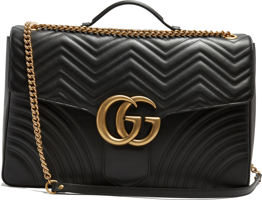 GG Marmont maxi quilted-leather shoulder bag 1