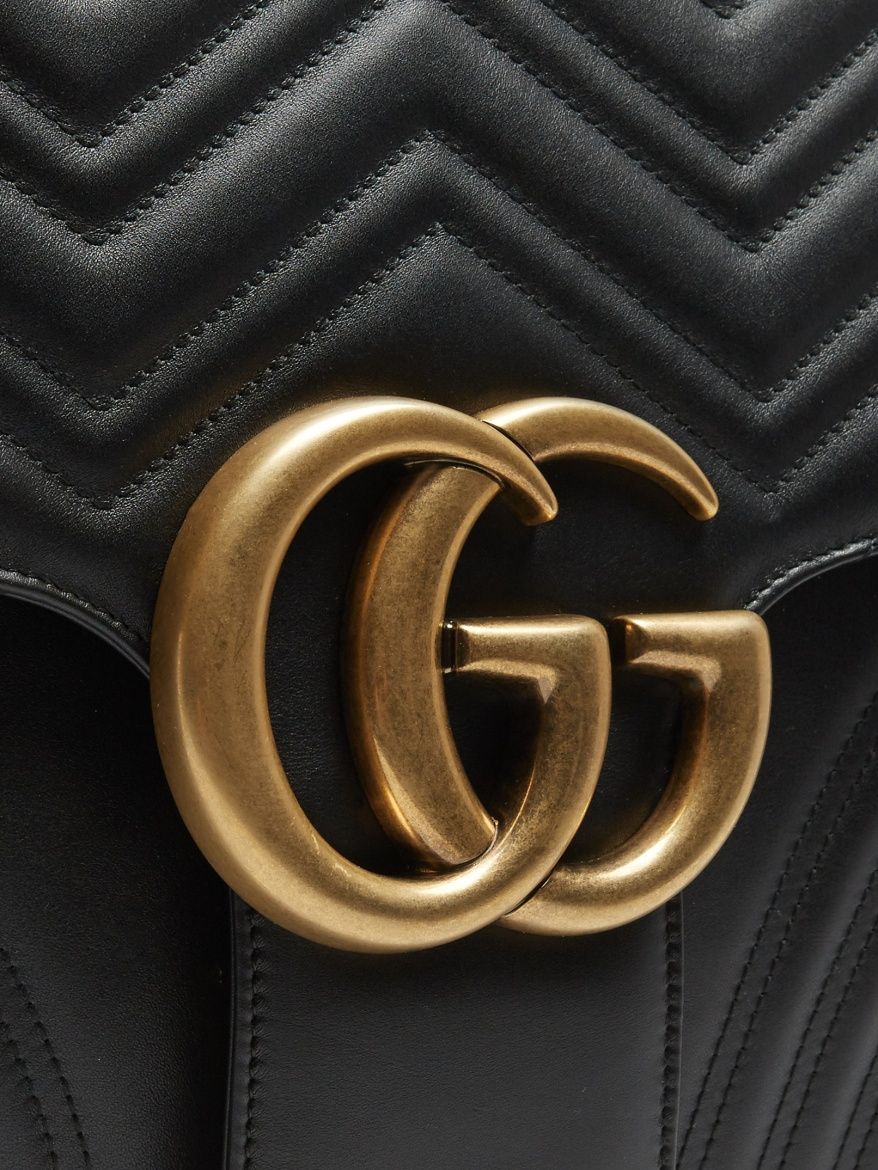 GG Marmont maxi quilted-leather shoulder bag 4