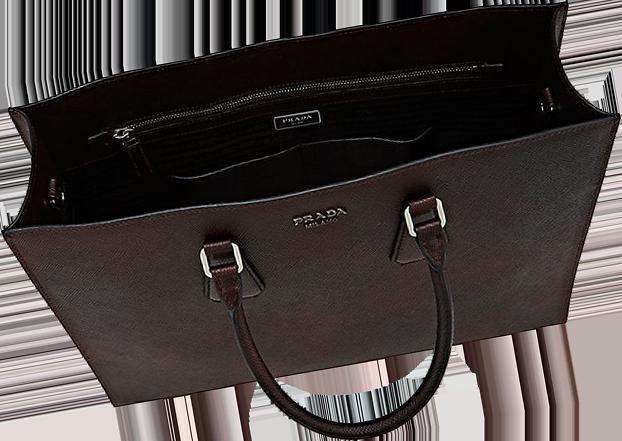 Prada Double-Handle Tote Bag 3